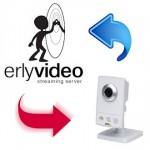 Медиа сервер Erlyvideo и трансляция видео с IP-камеры в сеть Интернет