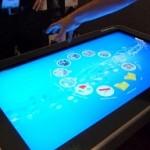 Мультимедийный интерактивный  стол ActivTable