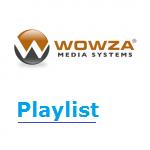 Wowza Медиа Сервер и трансляции по плейлисту
