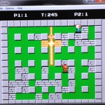 Как играть в Dendy без Dendy? Наше соревнования по игре Bomberman