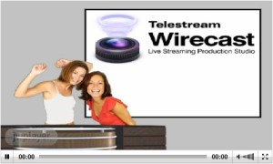 WireCast Live Streaming