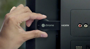 chromecast tv hdmi
