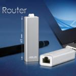 Миниатюрный Wi-Fi роутер. Пригодится в поездках и дома