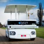 Самоуправляемый робомобиль Navia