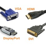Разберемся с популярными интерфейсами: HDMI, VGA, DVI и DisplayPort