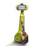 Робот удаленного присутствия Webot