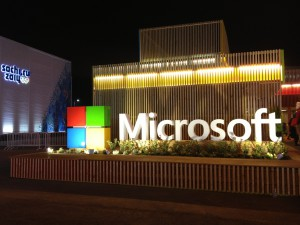 Sochi 2014, Microsoft