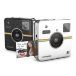 Видеокамера Polaroid Socialmatic со встроенным принтером