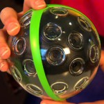 Камера-шар для съемок с высоты