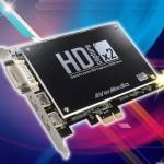 Одновременная запись с нескольких источников с помощью AVerMedia DarkCrystal HD Capture SDK Duo