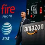 Новый телефон Amazon Fire Phone, с 3D изображением без очков