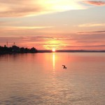 Фотографии набережной Петрозаводска