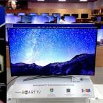 Телевизионная панель с изогнутым экраном. Мои впечатления