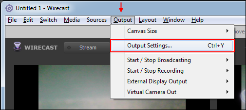 Wirecast_output_settings