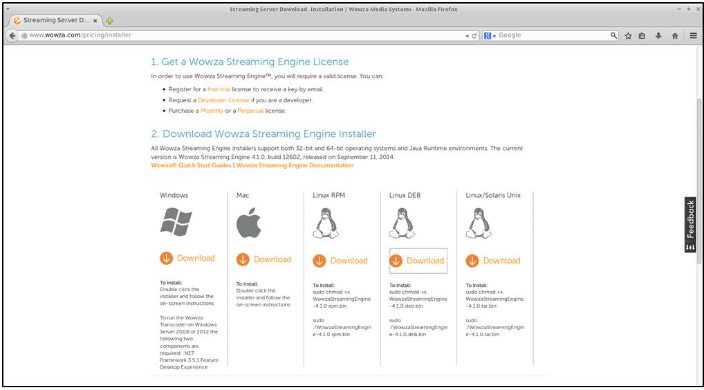 Wowza Media Server 3 0 5 Serial - Modus Operandi