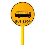 Автобусная остановка с сюрпризом. Канада