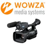 JVC камеры стримят напрямую на Wowza Streaming Engine