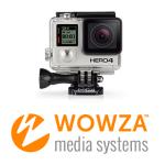Экшен-камеры, стриминг и Wowza Streaming Engine сервер