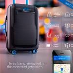 Первый в мире умный чемодан