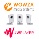 Wowza Streaming Engine и IP камеры
