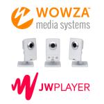 Wowza Streaming Engine и IP камеры