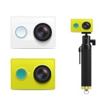 Компания Xiaomi представила новую экшен камеру