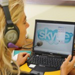 Появилась веб-версия программы Skype