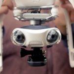 Камера виртуальной реальности EYSE. Смотрите как она работает в видео в этом посте