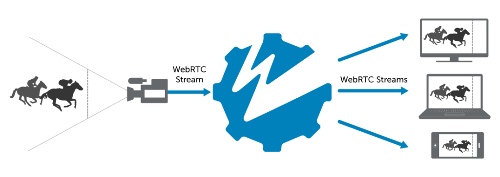 webrtc-low-latency
