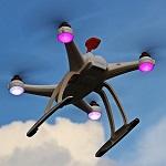 Как поймать квадрокоптер? Способ обезвреживания летающих дронов от компания Airspace Systems