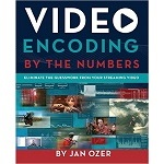 Новая книга Яна Озера. Video Encoding by the Numbers