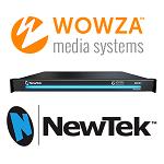 Live streaming и Media Encoding. Новая система от компании Wowza и NewTek