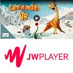 JW Player теперь поддерживает видео 360 градусов